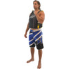 Jazz Men's Board Shorts Blue PWC Jetski Ride & Race Apparel