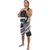 Jazz Men's Board Shorts Grey PWC Jetski Ride & Race Apparel