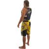 Jazz Men's Board Shorts Yellow PWC Jetski Ride & Race Apparel