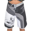 Men's Roadies Shorts - Grey PWC Jetski Ride & Race Apparel
