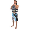 Men's Roadies Shorts - Blue PWC Jetski Ride & Race Apparel