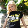 Jet Black T-Shirt PWC Jetski Ride & Race Apparel