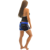 Spike Ladies Shorts - Blue PWC Jetski Apparel (Clearance)