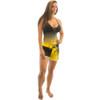 Spike Ladies Shorts - Yellow PWC Jetski Apparel (Clearance)