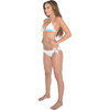 Ombre Triangle 2pc Set - Blue Swimwear (Medium Only - Clearance)