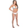 Ombre Triangle 2pc Set - Blue Swimwear (Large Only - Clearance)