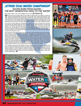 ProRider Magazine Coverage of the Jettribe WaterX Championships