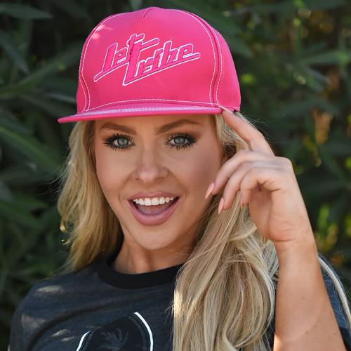 TNT Solid Hat - Pink PWC Jetski Ride & Race Accessories