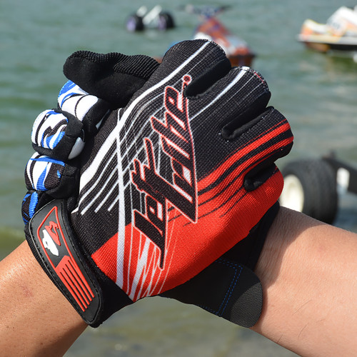 Spike GP-30 Gloves -  Red (Small)  | Closeout Size
