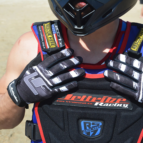 Scratch GP-30 Gloves - Grey | Closeout Small & 2XL Sizes Only