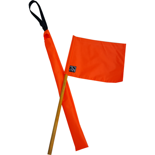 Caution Safety Flag   Included Storage Case   PWC Jetski Ride & Race Accessories