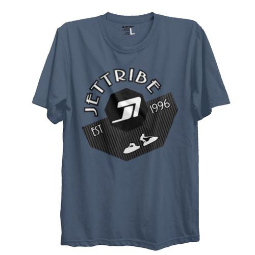 Metrix T-Shirt - Grey PWC Jetski Ride & Race Apparel