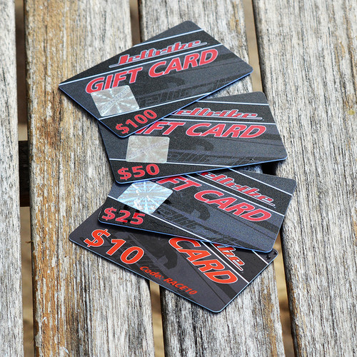 Jettribe.com Gift Cards / Certificate
