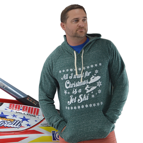 Ugly Sweater PWC Holiday Hoodie