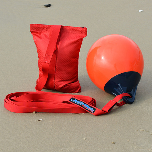 Buoy Anchor Bag | Small Size for Kayaks & 2 Seaters | PWC Jetski Beach Accessories