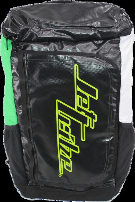 Display Model - Black Ops Backpack | Green / Black | PWC Jetski Ride & Race Gear Bag