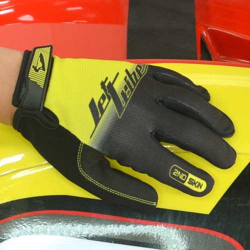 Pixel GP-30 Gloves | Green / Black | Jet Ski Rec & Racing Gloves