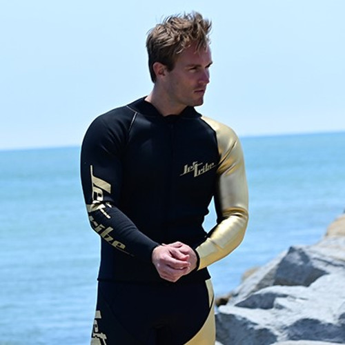 Jacket Only - 24k Wetsuit | Size XL | Neoprene Wetsuit Jacket Only
