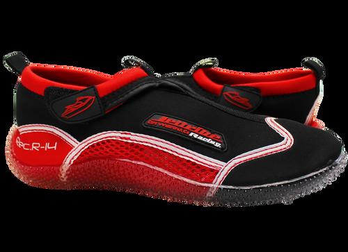 Rec R-14 Ride Shoes Red / Black PWC Jetski Ride & Race Gear