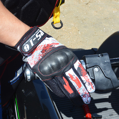G-Force Gloves Knuckle Protection (2XL Only) PWC JetSki Ride & Race Gear