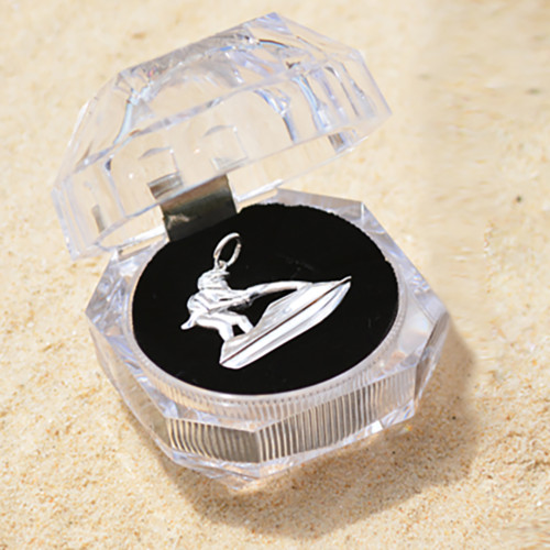 "Jet Jewels ""Stand Up"" Charm PWC Jet Ski Ride & Race"