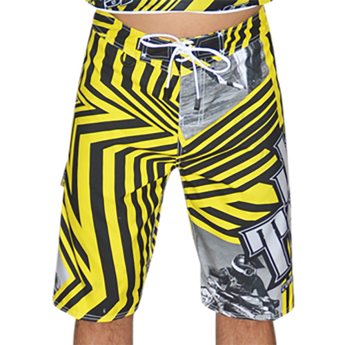 Shockwave Board Shorts Yellow | Closeout (Size 28, 30 Only)