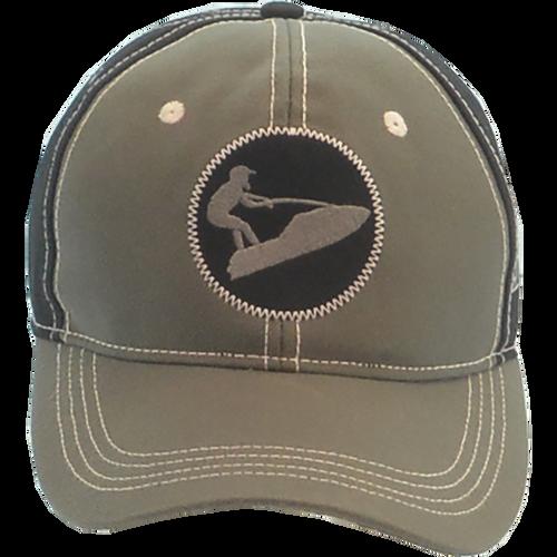 Stand-Up Hat Black PWC Jetski Ride & Race Jet Ski Accessories