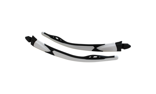 Hybrid Goggles Replacement Arm/Temple Set *ONLY* For 13317 Storm Trooper White