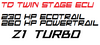 TD Z1 Twin Stage Performance Package (2009-2011 Z1 turbo)