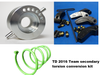 TD 2016 Team high performance clutch kit (with torsion conversion)