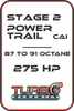 2017 to 2021+  Powertrail 270HP ECU reflash for Sidewinder SRX and ZR9000 / Thundercat