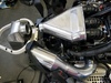 TD racing ram air intake for 998 turbo snowmobiles 2017 to 2020 + sidewinder SRX zr9000 thundercat