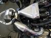 TD Racing RAM Air intake for 998 turbo snowmobiles 2017 to 2021 + Sidewinder SRX zr9000 Thundercat