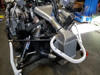 Turbo Dynamics 998 Super Cooler, high flow intake box, and intercooler tubes for 998 Turbo sleds