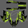 Turbo Dynamics full sled wraps for Arctic Cat 2017-2021+ by R12 design
