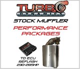 Stock Muffler performance packages 230-275HP