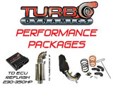 Turbo Dynamics Performance Packages
