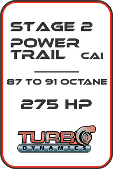 2017 to 2021+  Powertrail 270HP ECU reflash for Sidewinder SRX and ZR9000 / Thundercat