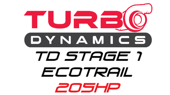 TD stage 1 ecotrail ECU reflash for 900 ace turbo 200HP