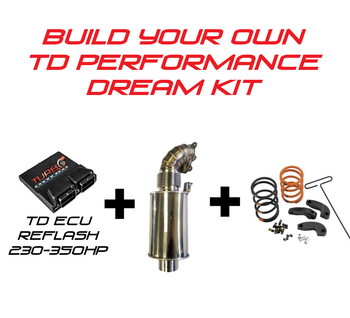 Build your own dream Turbo Dynamics Thundercat ZR9000 tuning package