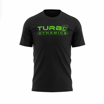 Turbo Dynamics 2020 high quality Men T-shirt  (new style, new logo)