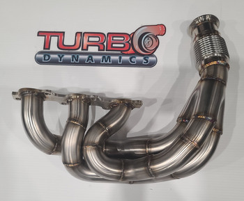 TD gen 2 performance header for trail and race