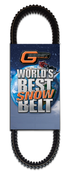 GBoost World Best Snow Drive Belt for Ski Doo 900 Ace Turbo