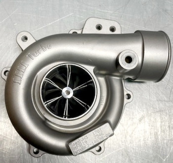TD billet turbocharger compressor wheel upgrade for 1100 or 998 turbo sleds  (50HP+ gain 410HP)