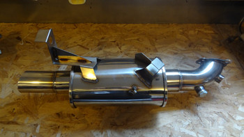 "TD 2012-2015 2.5"" TurboForce"
