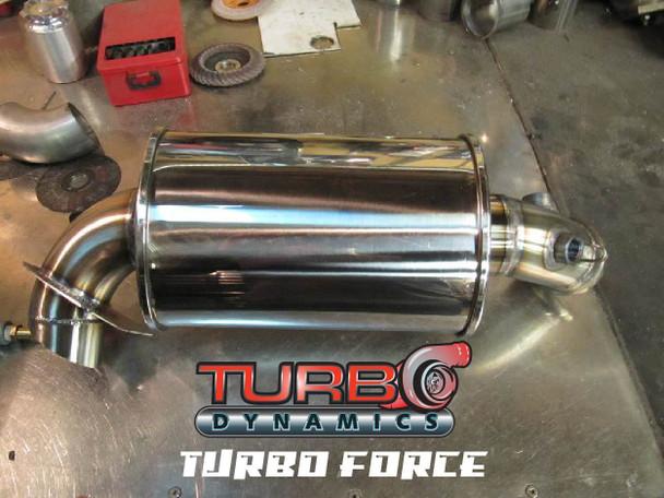 Turbo Dynamics 4 stage Z1 turbo Performance Package Trail kit (for 2009-2011 Z1 turbo)