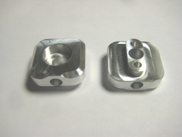 Billet Track Adjusters by Grip N Rip