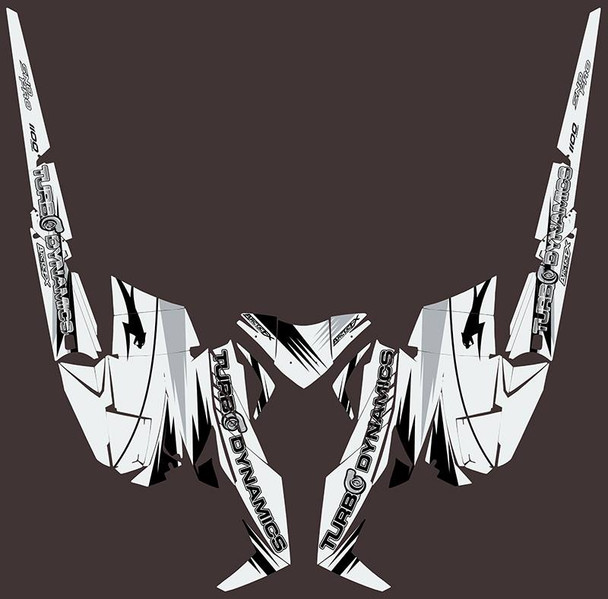 TD / Arctic FX Full wrap for Arctic Cat 2012-2015 Procross sleds (F, XF ZR9000, M etc..)