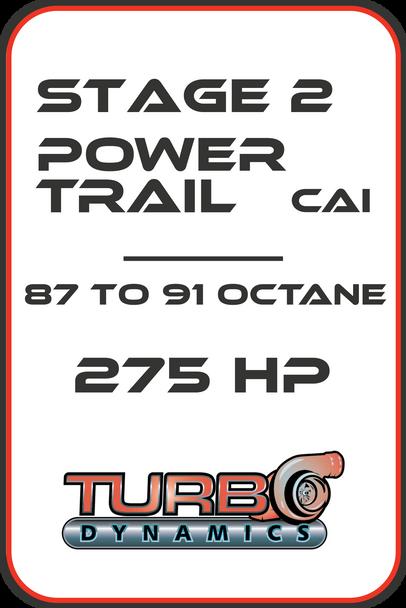 2017 to 2020  Powertrail 270HP ECU reflash for Sidewinder SRX and ZR9000 / Thundercat