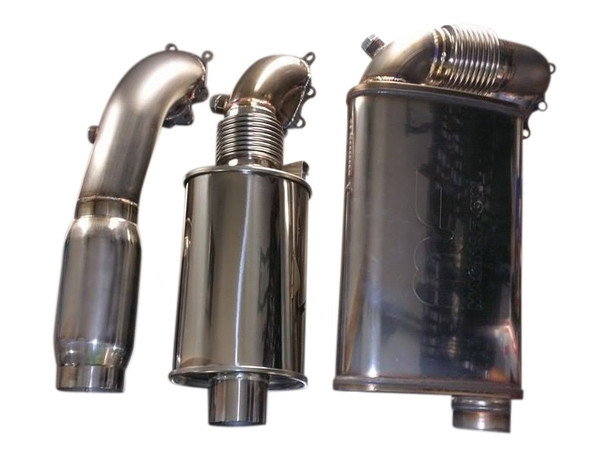 """2017 to 2020 TD 3"""" Racing pipe for Sidewinder SRX and ZR9000 / Thundercat"""